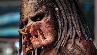 The Predator ALL CLIPS & TRAILERS