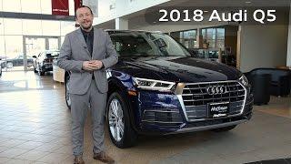 2018 Audi Q5 Walkaround