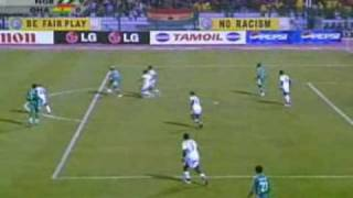 Ghana vs Nigeria & Algeria vs Egypt (SF) | Orange Africa Cup of Nations, ANGOLA 2010 If interested in international matches (usually from 80s-90s),