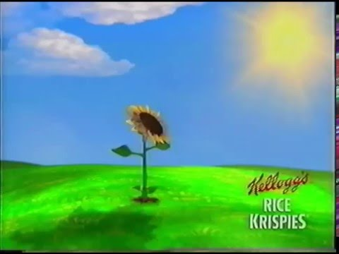 Kellogg's Rice Krispies Commercial 1998-1999
