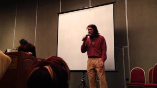 jason carter sings the major general s song at space city con
