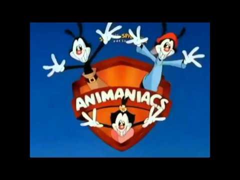 Animaniacs   Générique 1993
