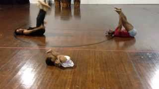 2 year old, Zayas choreography to Chandelier by Sia!