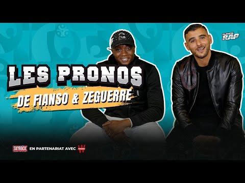 Youtube: «But de Kylian: j'suis d'accord» 😁 #LesPronos de Fianso & Zeguerre pour l'Euro 2020 ⚽️