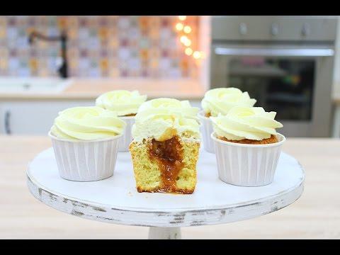 Капкейки Карамельные / Caramel Cupcakes