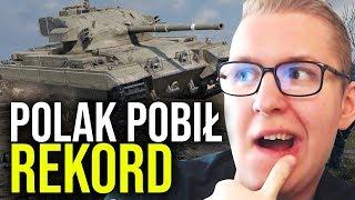 POLAK POBIŁ REKORD - World of Tanks