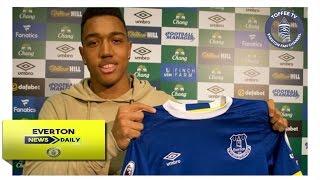 Everton Sign Donkor | Everton News Daily