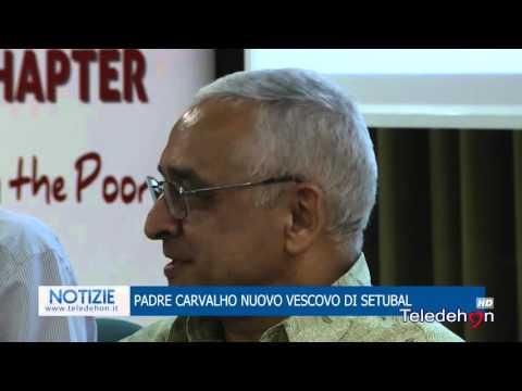 Father José Ornelas Carvalho SCJ appointed Bishop of Setubal