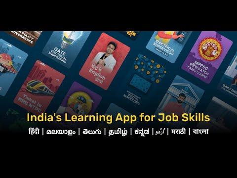 Entri App - India's Learning App for Job Skills