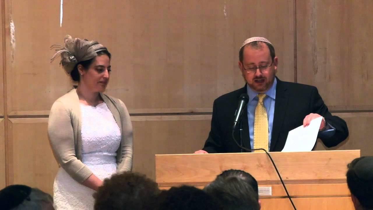 Yeshivat Maharat Graduation 2014