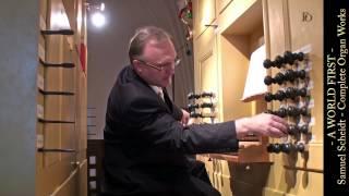 Samuel Scheidt - Das Orgelwerk -- Complete Organ Works / Galiarda variirt, SSWV i11