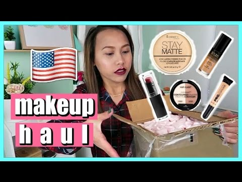 USA MAKEUP HAUL : HOW TO BUY PRODUCTS FROM USA | rhaze