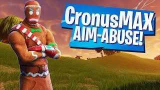 "CronusMAX PLUS - FORTNITE - Aim Abuse ""aim bot"" mod"