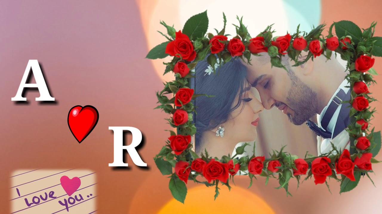 a love r letter whatsapp status a r name a r naam a r