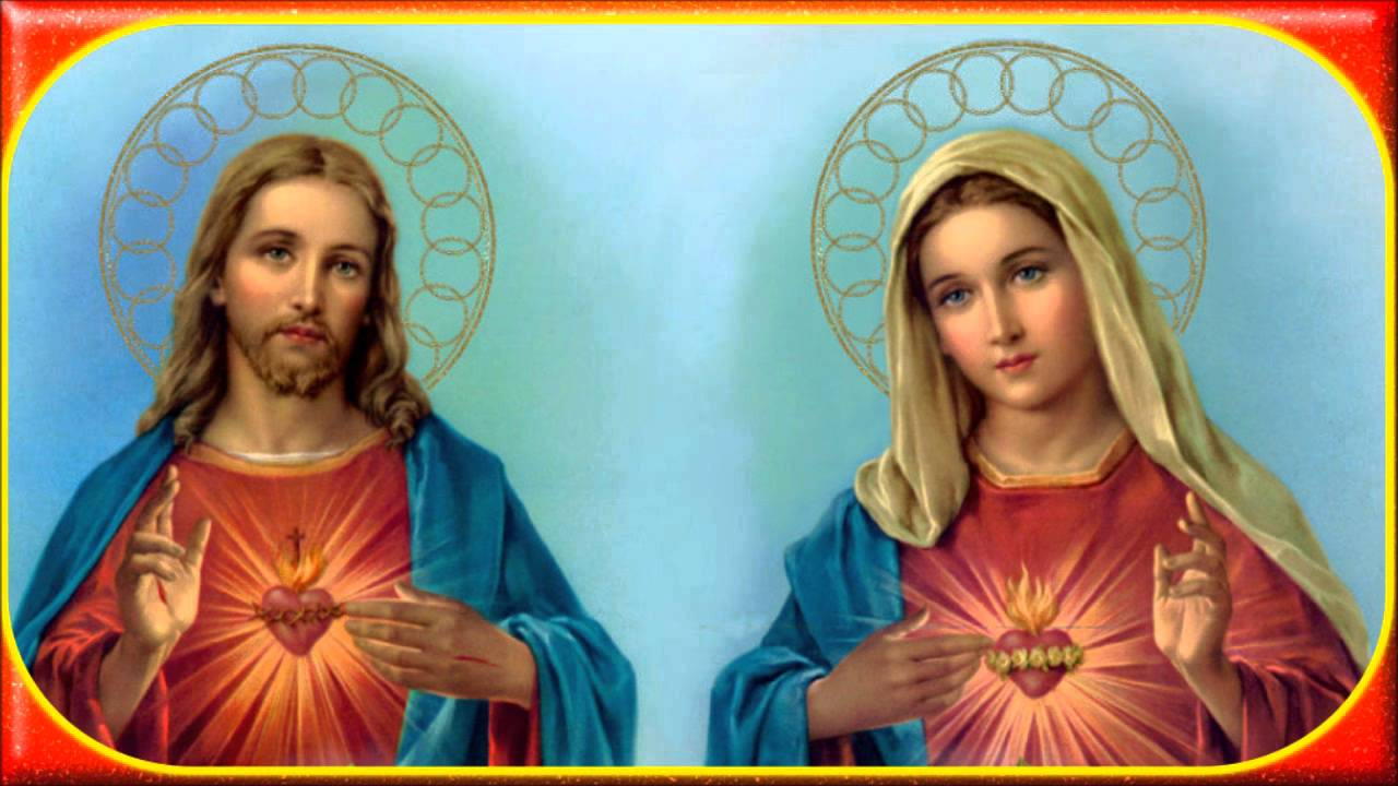 Jesus and Mary Pictures