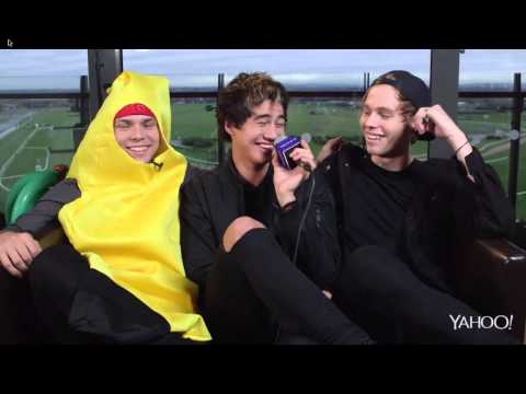 5SOS Chat Naked Pics, Taylor Swift, And.. Erm...David Cameron?!