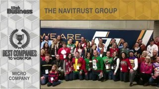 Utah Business Magazine 2015 Best Companies to Work For Winner- NaviTrust