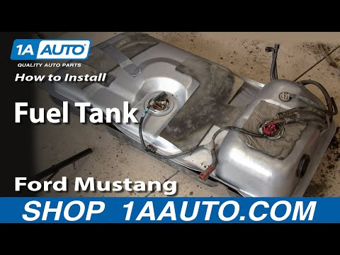 how to install replace fuel gas tank 2000 07 ford tauru. Black Bedroom Furniture Sets. Home Design Ideas