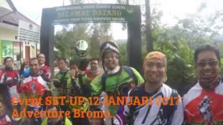 AKSI SET-UP 121 BROMO | pradmn