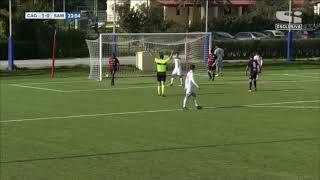 Primavera 1: CAGLIARI - SAMPDORIA 1-0 (Lombardi)