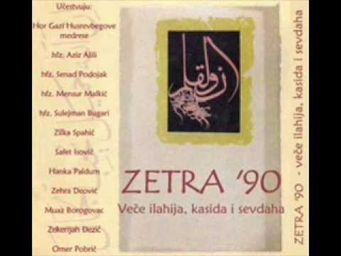 Zetra 1990 - Vece Ilahija i Kasida ''SARAJEVO''