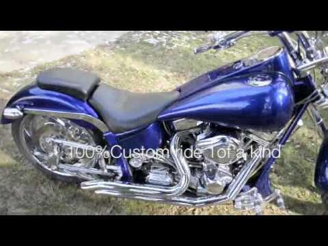 Pro Street Pro One Rev Tech 100 Custom V Twin Motorcycle
