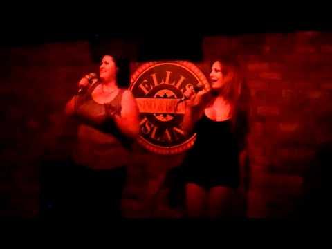 Rachel Sings Karaoke at Ellis Island (Spice Girls)