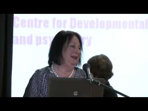 Professor Louise Newman (keynote address) at Melaleuca Place Launch