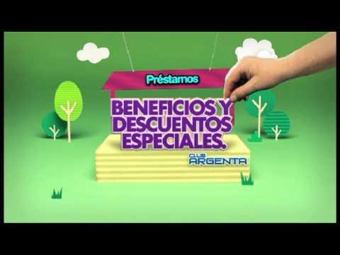 Club ARGENTA - Spot 2 de YouTube · Duración:  39 segundos