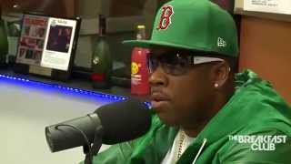 michael bivins interview at the breakfast club power 105