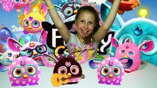 ФЕРБИ коннект приложение ферби розовый SUPER FURBY pink Furby connect