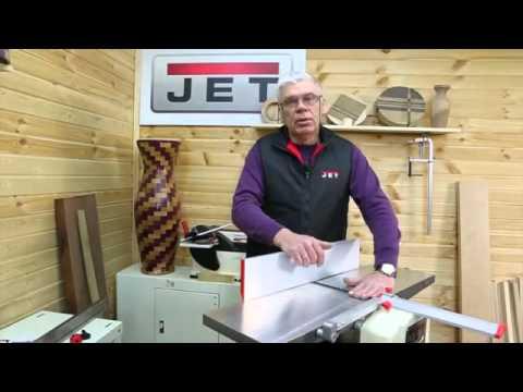 Станок фуговально-рейсмусовый JET JPT-10B