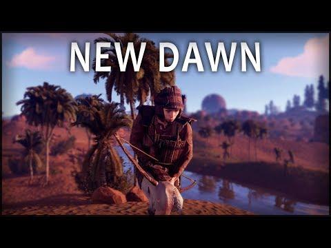 NEW DAWN - Rust Solo #37