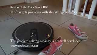 Review of the Miele Scout RX1