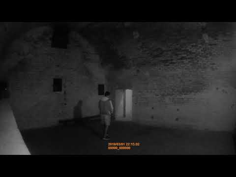GHOST WALKS PAST GHOST HUNTER  | MOST HAUNTED TUNNELS | 100% REAL PARANORMAL