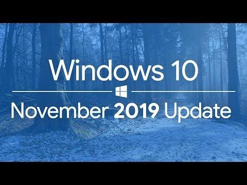 Windows 10 November 2019 Update – MSReview Дайджест #26
