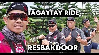 Tagaytay -  Resbakdoor