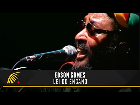 Edson Gomes - Lei do Engano - Salvador Bahia Ao Vivo