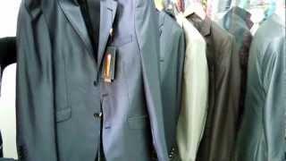 Мужские костюмы в бутике Fashion Wear Milano.MOV