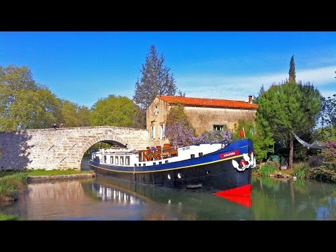 Hotel Barge Cruises in Europe - A Truly Unique Experience
