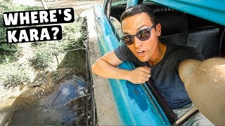 Separated in Cuba | Our Hilariously Bad Shared Taxi Experience | Havana to Vinales