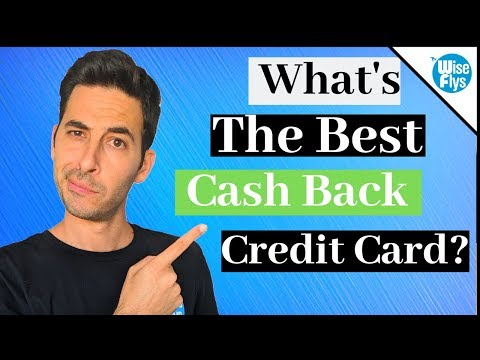 Top 5 Cash Back Credit Cards Of 2019