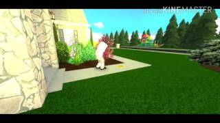 Roblox bully music video