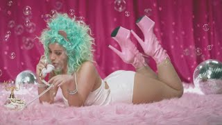 Doja cat in Dallas she performs MOO! , uwu and more songs !!!