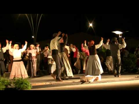 Rancho Folclorico de Canivelo-O velho-festival do sorraia