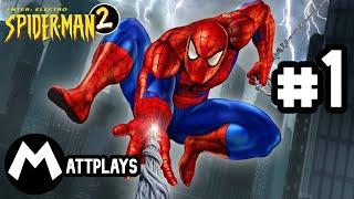 Spider-Man 2: Enter Electro - #1 - Entra Electro... ¿Adónde entra? - Gameplay con Spider-Iron