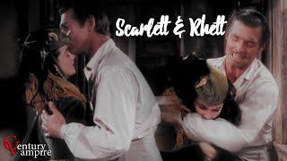 Scarlett & Rhett | Скарлетт & Ретт | - Ты моя слабость