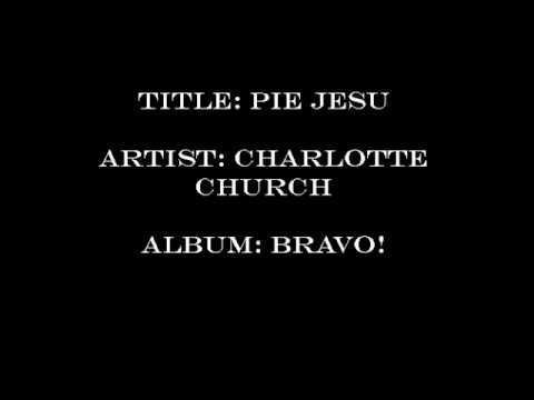 Charlotte Church  Pie Jesu
