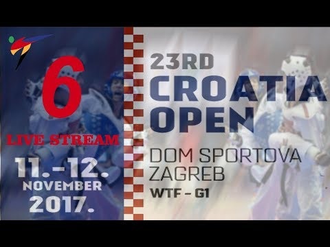 Croatia Open 2017 - Day 1 - Court 6