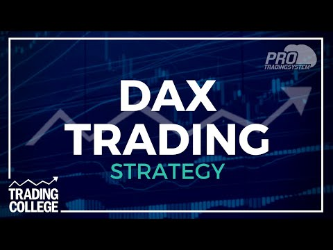 Early Morning Dax Trading Strategy | Learn to Trade | Trading College